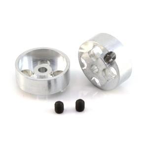 Team Slot Aluminium Wheels 14.9x10.3