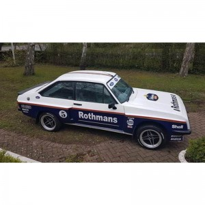Team Slot Ford Escort MKII RS2000 X-Pack Rothmans
