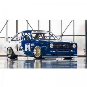 Team Slot Ford Escort MKII Zakspeed Minton