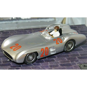 Top Slot Mercedes-Benz 196S No.20 GP Reims 1954