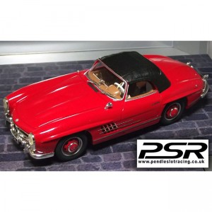 Top Slot Mercedes-Benz 300 SL Roadster Soft Top TOP-7116