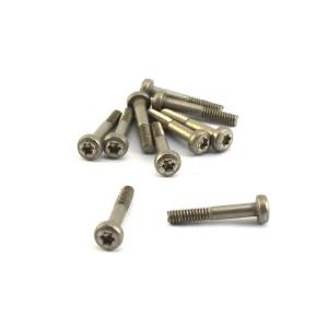 Thunder Slot Torx T6 Metric Screws 1.8x12mm