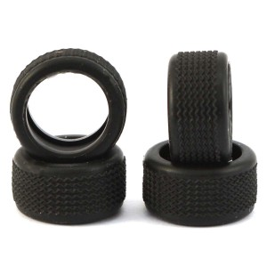 Thunder Slot Classic Front Tyres 9x18mm