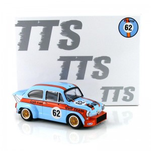BRM Fiat Abarth 1000 TCR No.62 Gulf - 1/24th Scale