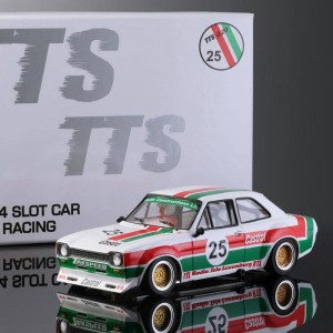 BRM Ford Escort Mk1 Team Zakspeed/Castrol No.25 - 1/24th Scale
