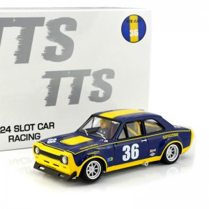 BRM Ford Escort Mk1 Sunoco No.36 - 1/24th Scale