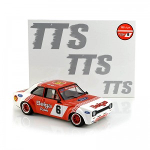 BRM Ford Escort Mk1 Belga No.6 - 1/24th Scale