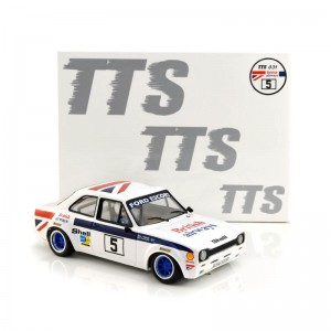 BRM Ford Escort Mk1 British Airways No.5 - 1/24th Scale