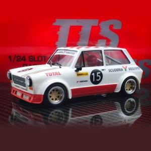 TTS 1/24 Autobianchi A112 No.15 Scuderia Vesuvio