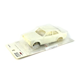 BRM Ford Escort Mk1 White Kit - 1/24th Scale