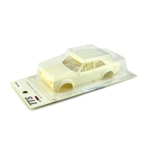 BRM Fiat Ford Escort Mk1 White Body Kit - 1/24th Scale