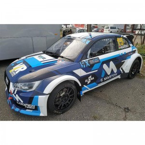 SCX Audi S1 WRX VR