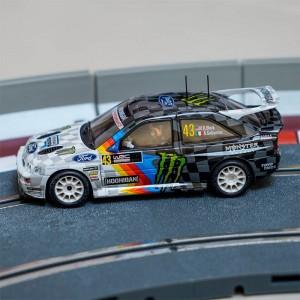SCX Ford Escort Cosworth Ken Block