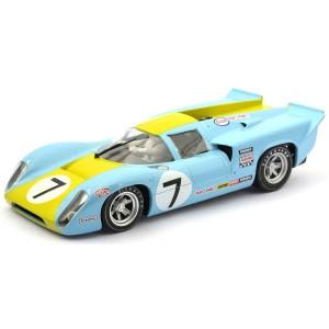 Slotwings Lola T70 No.7 Le Mans 1968