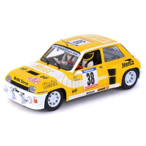 Slotwings Renault 5 No.38 Tour de Course 1984