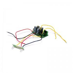 Scalextric PCB & LEDs Flashing Subaru Impreza Police