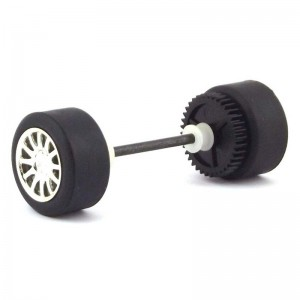 Scalextric Rear Axle Assembly Bugatti Veyron