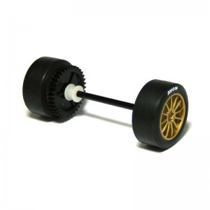 Scalextric Rear Axle Assembly Lotus Evora