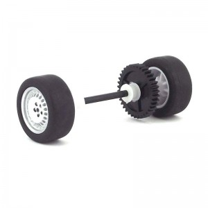 Scalextric Rear Axle Assembly Lancia Delta S4