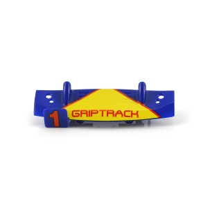 Scalextric Rear Wing Kart Blue Griptrack