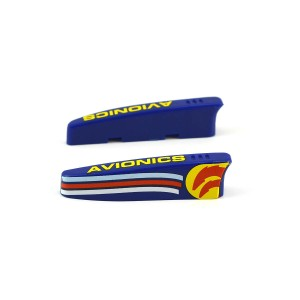 Scalextric Side Pods Kart Blue Avionics