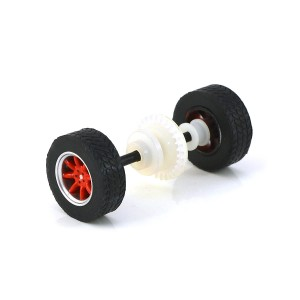 Scalextric Rear Axle Assembly Ford Lotus Cortina