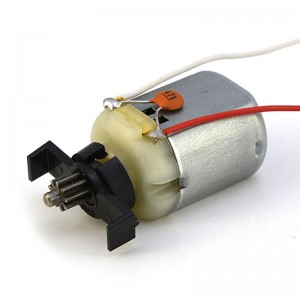Scalextric S-Can Motor with Bracket & Pinion