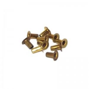 Scalextric Brass Eyelets x10