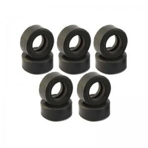 Scalextric Tyres Nascar x10