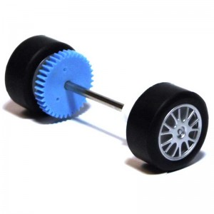 Scalextric Rear Axle Assembly Opel V8 Coupe
