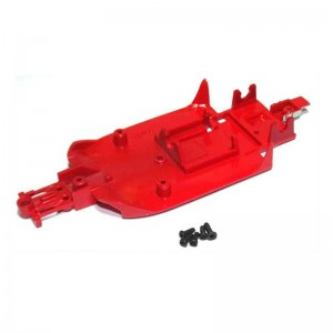 Scalextric Underpan Dallara Indy Car Red