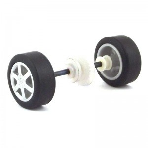 Scalextric Rear Axle Assembly Audi TT