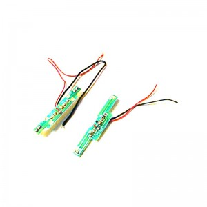 Scalextric LEDs Front & Rear Opel Vectra DTM