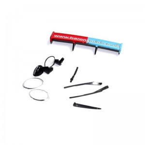 Scalextric Accessory Pack Mini Cooper 2005