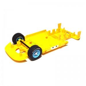 Scalextric Underpan Ferrari 330 P4 Yellow
