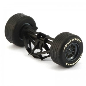 Scalextric Front Axle Assembly McLaren MP4-21