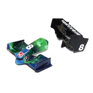 Scalextric Honda Racing F1 Front & Rear Wing