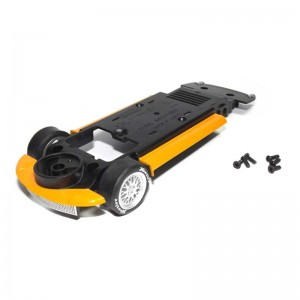 Scalextric Underpan Ford Mustang FR500C 2005