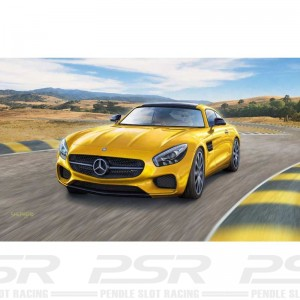 Revell Mercedes-AMG GT Model Kit 1/24