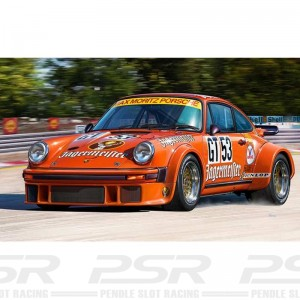 Revell Porsche 934 RSR Jagermeister Model Kit 1/24