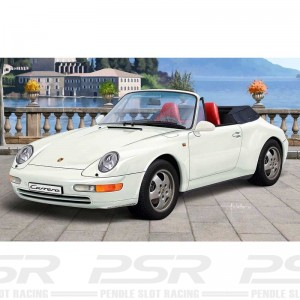 Revell Porsche Carrera Cabrio Model Kit 1/24
