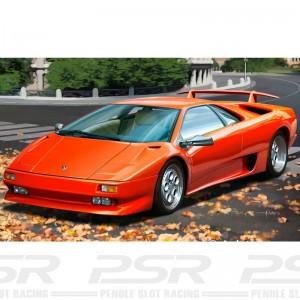 Revell Lamborghini Diablo VT Model Kit 1/24