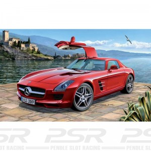 Revell Mercedes-Benz SLS AMG Model Kit 1/24