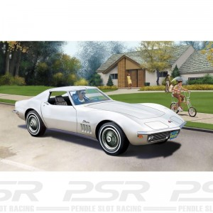 Revell Corvette C3 Model Kit 1/32