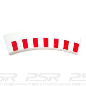 Ninco Inner Borders for Standard Curves x6 10207