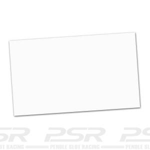 K&S Plastic Sheet Clear 10/000 0.25mm 10C