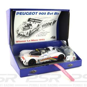 Le Mans Miniatures Peugeot 905 No.1 Le Mans 1992 Winner