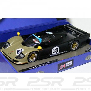 Le Mans Miniatures Porsche Dauer No.35 Test Car 1994 132034M