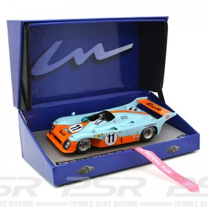 Le Mans Miniatures Mirage GR8 No.11 Gulf Le Mans 1975 Winner