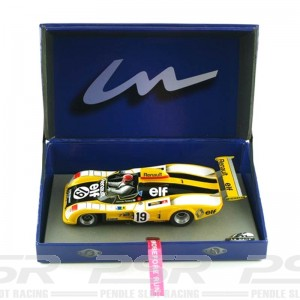 Le Mans Miniatures Renault Alpine A442 No.19 Le Mans 1976